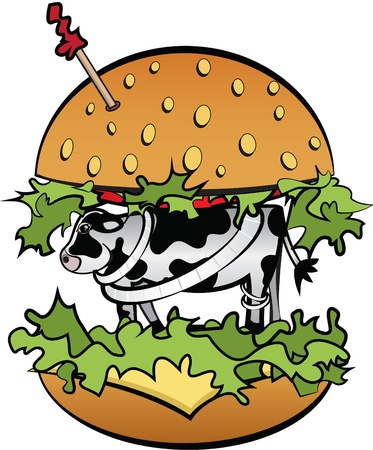 Cows Like Vegeterians
