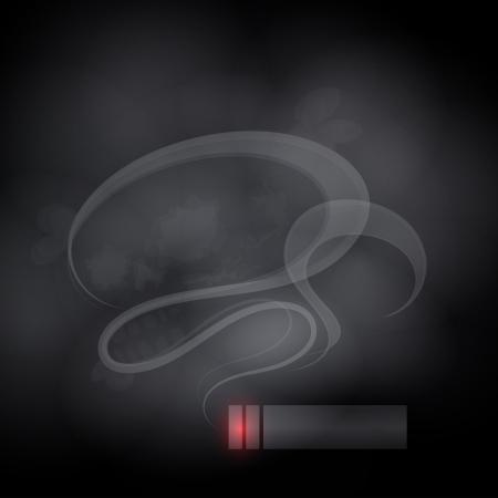 Dangers of Smoking Çizim