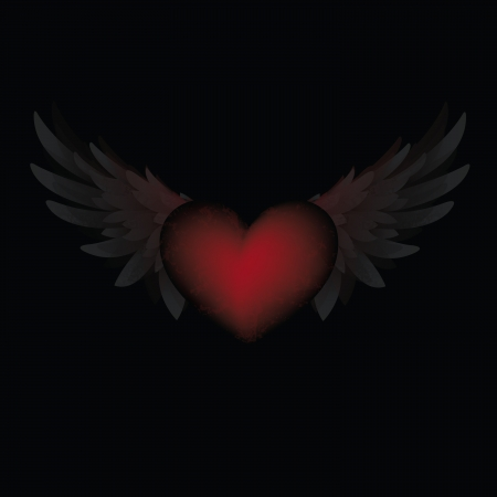 heart: Heart and Wings