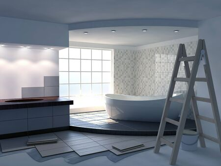 Photo of Bathroom renovation