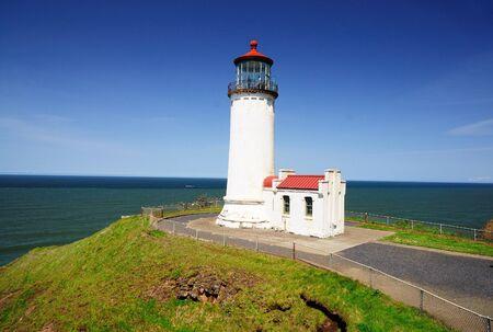 Beautiful light house Stock Photo