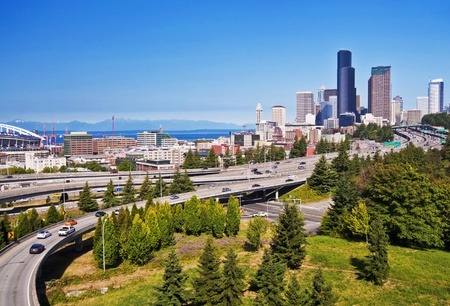 dr: The View of Seattle from Dr Jose Rizal Bridge
