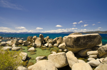 tahoe: Beautiful View Of Lake Tahoe