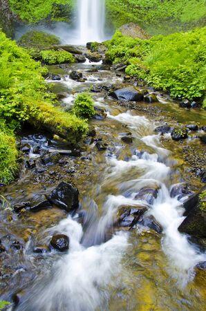 Beautiful Latourell Falls