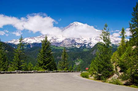 mt rainier: Beautiful Mt Rainier