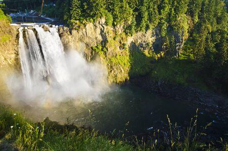 Snoqualmie Falls at Washington