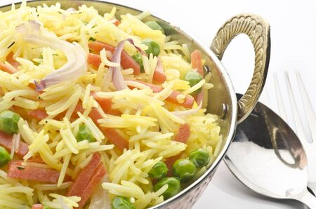 basmati: Fired Rice with Vegetable