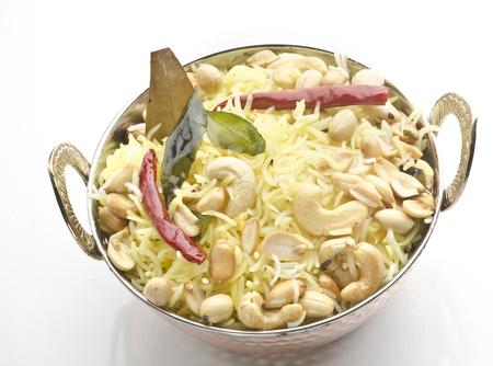 Nut rice
