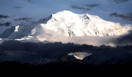 mckinley: Denali, Mount McKinley, Alaska