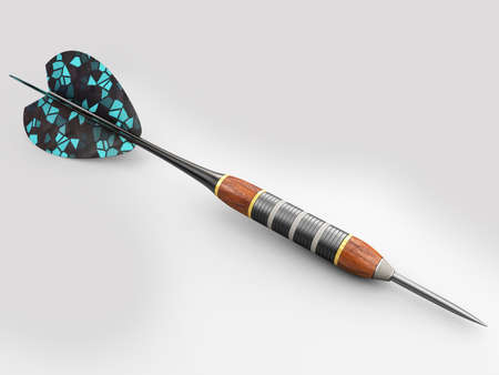 3d Rendering of Dart arrow