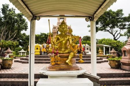Brahma statue to be believed