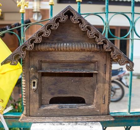 classic mail box photo