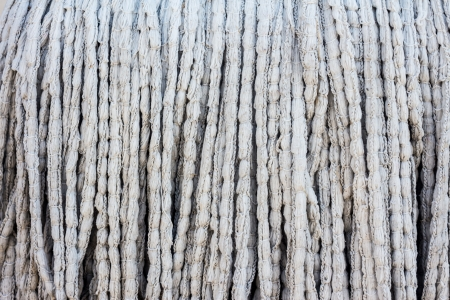Cloth mop  photo