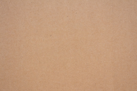 Cardboard paper surface