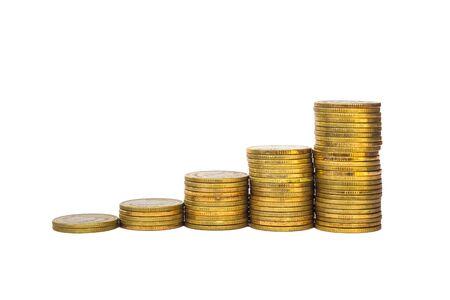 gold bar earn: chart is golden coins