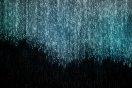 blue line digital background