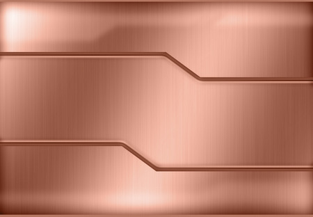 copper plate bar photo