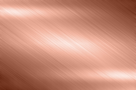 Copper plate texture