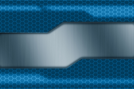 steel bar: steel bar blue background