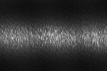 Black fabric steel texture backgroun photo
