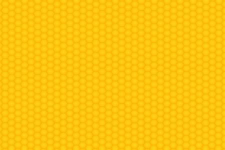 honeycomb yellow background  photo