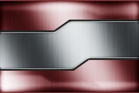 steel bar: red steel bar background  Stock Photo