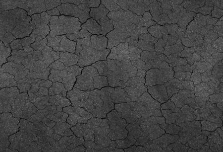 road crack texture Foto de archivo