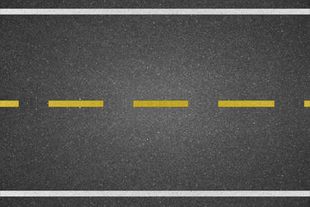 line marking on road texture background