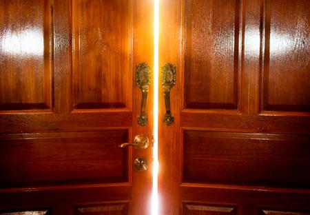 door lighting