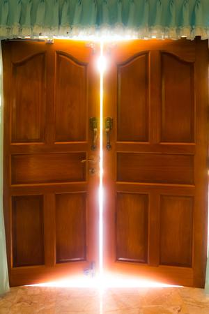 door light Stock Photo