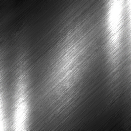 Black metal steel texture