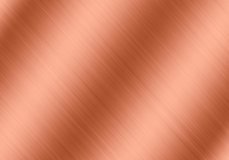 light on copper plate texture background   Imagens