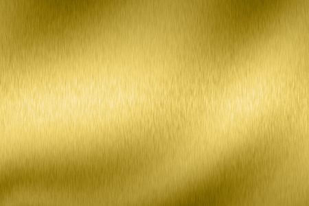 brushed gold: light gold texture surface