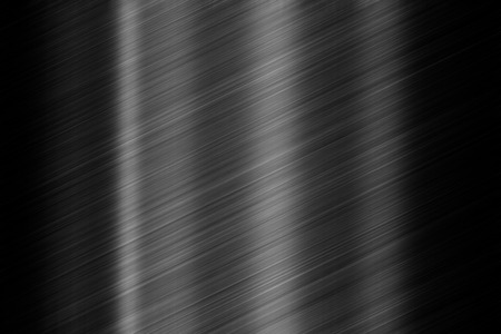 Black steel texture