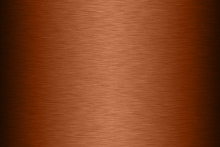 metal background: Copper steel texture background