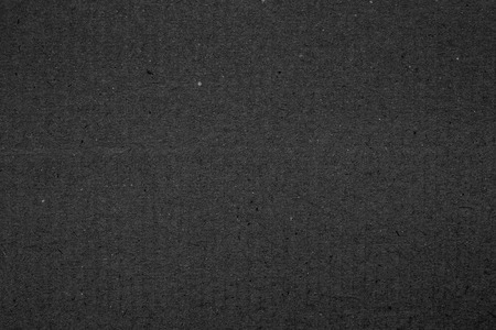 black cardboard texture surface Foto de archivo