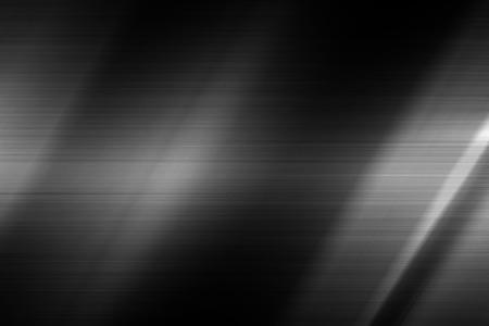 검은 강철 질감에 빛