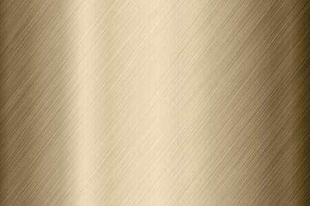 shiny metal background: Gold surface background Stock Photo