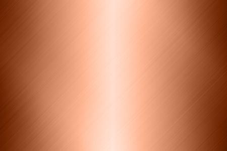 Copper plate texture