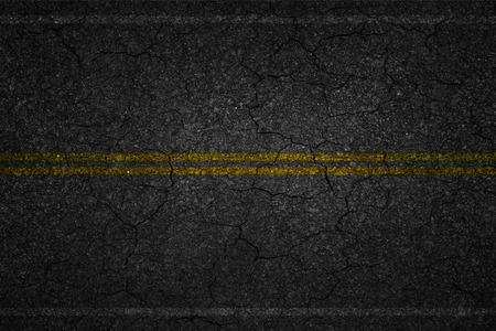 Crack road background