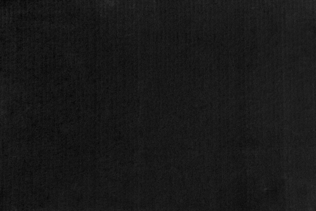 Black paper cardboard texture