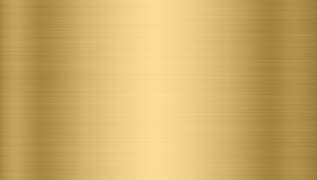Gold steel texture background Stock Photo