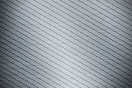 Steel texture background, straight line pattern Banque d'images