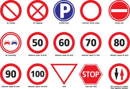 safty: traffic sign