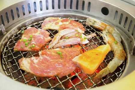 japanese barbecue photo