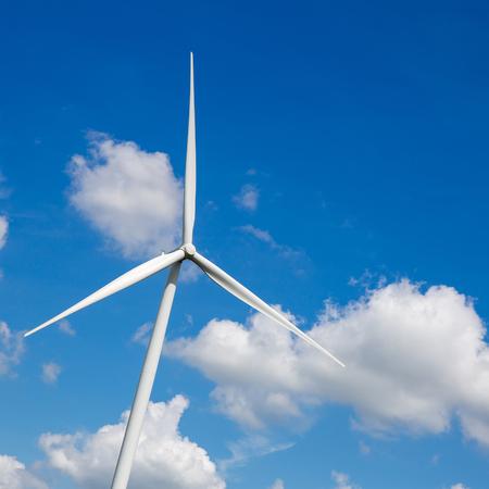 windturbine: Wind-Turbine Stock Photo