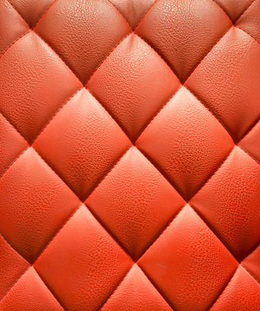 upholstery: Red Upholstery Leather Pattern Background