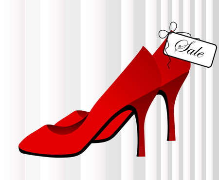 Red shoes for sale