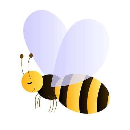 worker bees: Bee