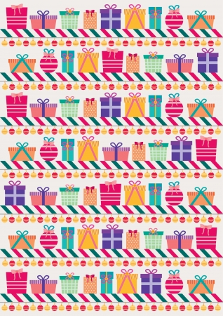 gift wrapping paper design